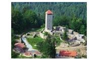 - Burgruine Altnussberg, Foto: Touristinformation Geiersthal