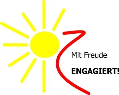 Logo Bürgerschaftliches Engagement, Logo: Landkreis Regen