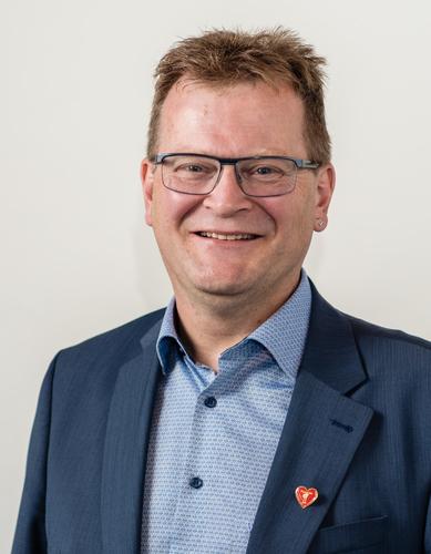 Kreisrat Fritz Schreder