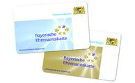 -Ehrenamtskarte Foto: Bayerisches Staatsministerium für Arbeit und Sozialordnung, Familie und Frauen