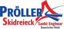 Logo Pröller Skidreieck