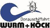 Wurm und Köck Donauschifffahrt Logo