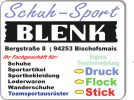 Schuh Sport Blenk Logo