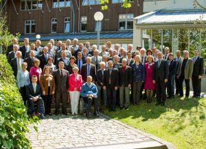 Kreistag der Wahlperiode 2014 bis 2020. Foto: Landkreis Regen