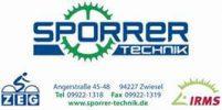 Logo Sporrer Technik