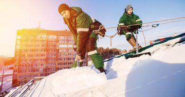 Zur Schneelast: <br>Tipps für Hausbesitzer