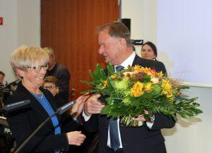 Amtseinführung Rita Röhrl. Foto Landkreis Regen, Langer