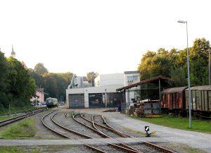 Bahnprobebetrieb Gotteszell - Viechtach. Foto: Landkreis Regen, Langer