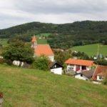 Ein Blick auf Allersdorf. Foto: Langer/Landkreis Regen
