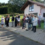 An verschiedenen Stationen stellten sich die Vereine vor. Foto: Langer/Landkreis Regen