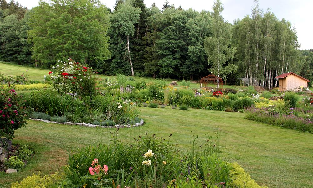 Offene Gartentüren am Sonntag - Landkreis Regen