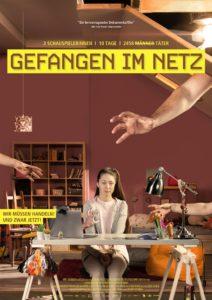 """""""Gefangen im Netz"""" ist der Titel des Dokumentarfilms der an drei Abenden in den drei Kinos im Landkreis Regen gezeigt wird. Foto: Filmverleih"""