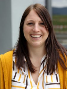 Kathrin Zitelsberger ist die neue JaS-Fachkraft an der Mittelschule Ruhmannsfelden. Foto: Langer/Landkreis Regen