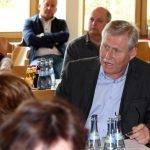 Werner Rankl hielt die Haushaltsrede der Freien Wählergemeinschaft.