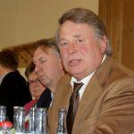 Auch der ehemalige Staatsminister Helmut Brunner äußerte sich zum Haushalt.