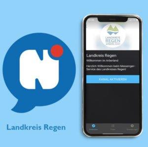 Notify Ankündigung - Landkreis Regen