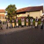Die Wolfauslasser sorgten für Stimmung. Foto: Langer/Landkreis Regen