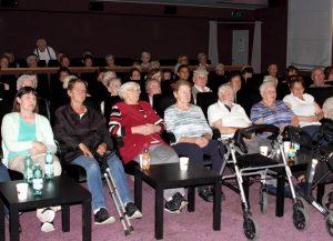Wie schon bei der Premiere im Jahr 2017, so werden auch heuer die Kinos (hier Kino Viechtach) bis auf den letzten Platz gefüllt sein. Foto: Langer/Landkreis Regen