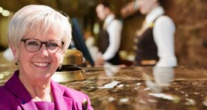 Landrätin Rita Röhrl setzt sich für den heimischen Tourismus ein. Sie fordert eine Öffnung der Betriebe.